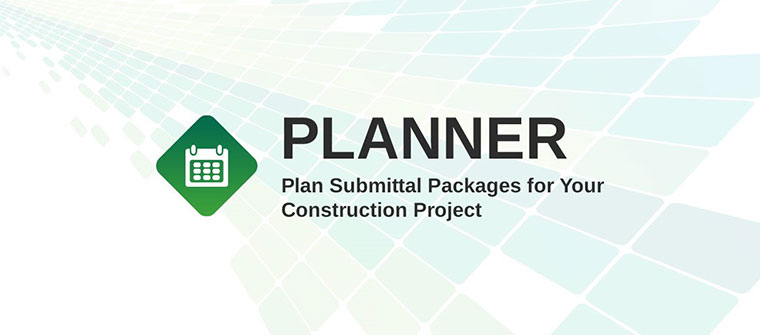 Construction Viz is a calendar solution for construction management that can be used to schedule, monitor and address contractor submittals.